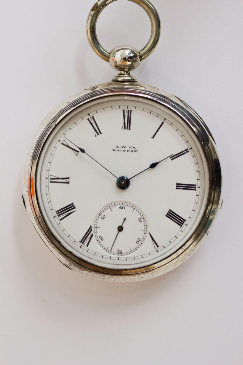 waltham pocket key wind key set the watchmaker