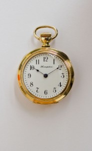 Molly Stark Pocket Watch