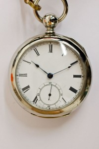 Waltham Pocket Watch, Key Wind, Key Set