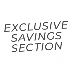 Exclusive Savings Section